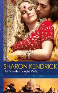 The Shekih's Bought Wife